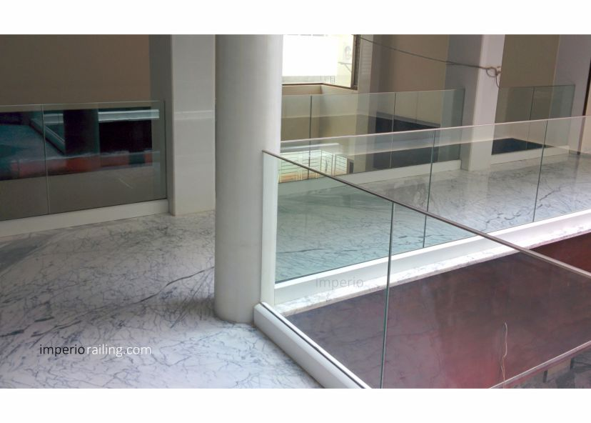 Imperio Railing Systems Frameless Glass Railing Completed Projects